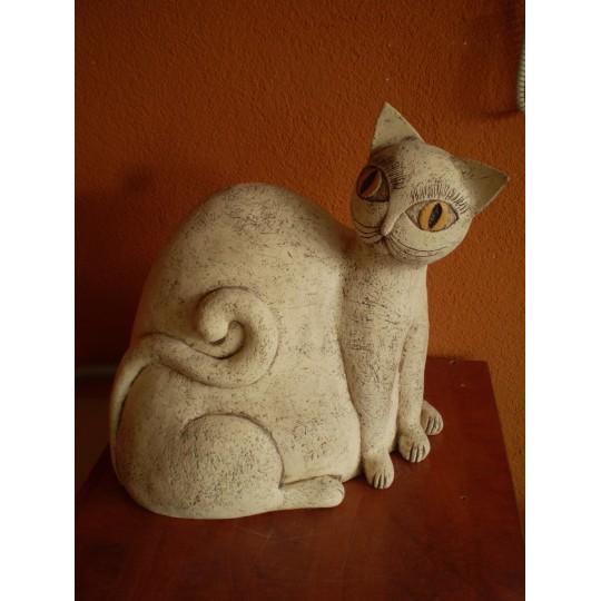 Kočka Hrbatá