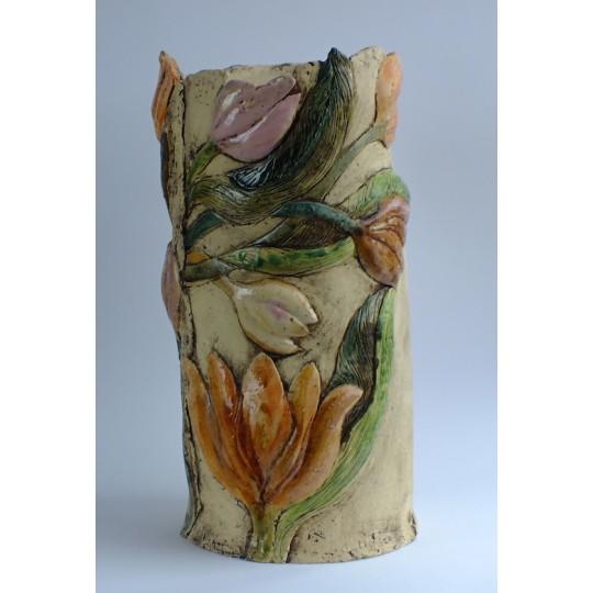 Váza tulipán větší